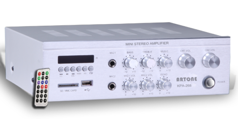 ARTONE KPA-268 Stereo Mini Amplifier