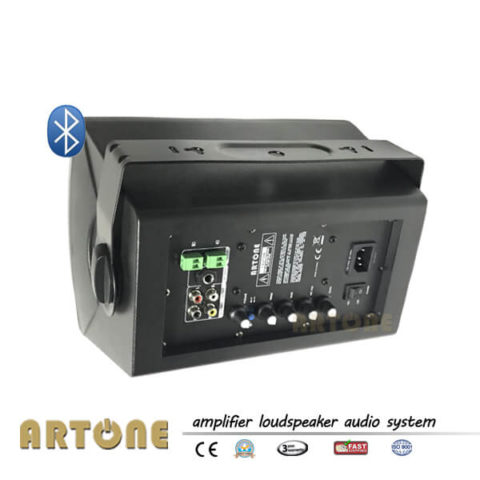 ARTONE Active Cordless Bluetooth Background Music Wall Mount Speaker BS-1604A
