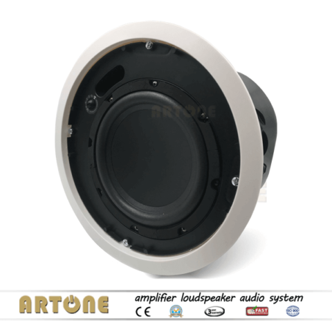 Subwoofer Ceiling Speaker 100V Commercial 8 Inch and 8 ohm CS-918