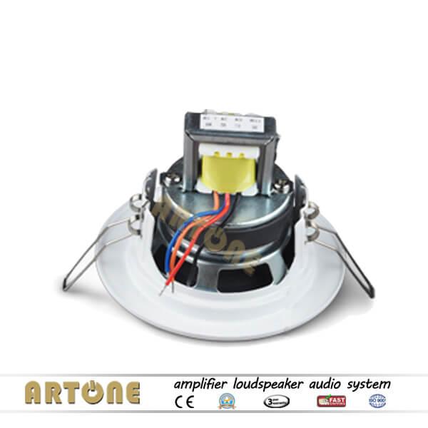 ARTONE CS-28 100V 6W Small Ceiling Speaker