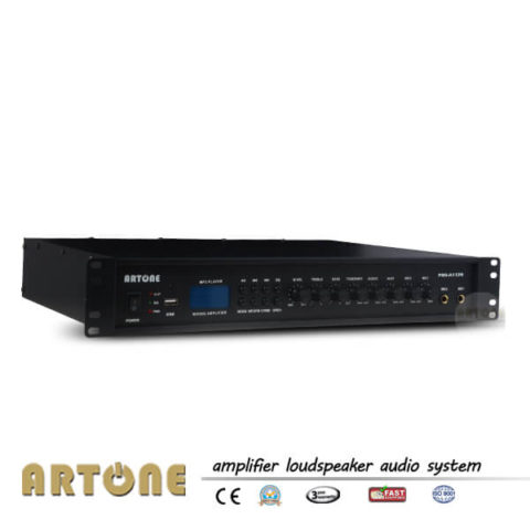 Bluetooth Mixer Amplifier 120W for PA System