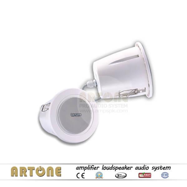 waterproof 100v small ceiling speaker for bathroom pa system CS-46