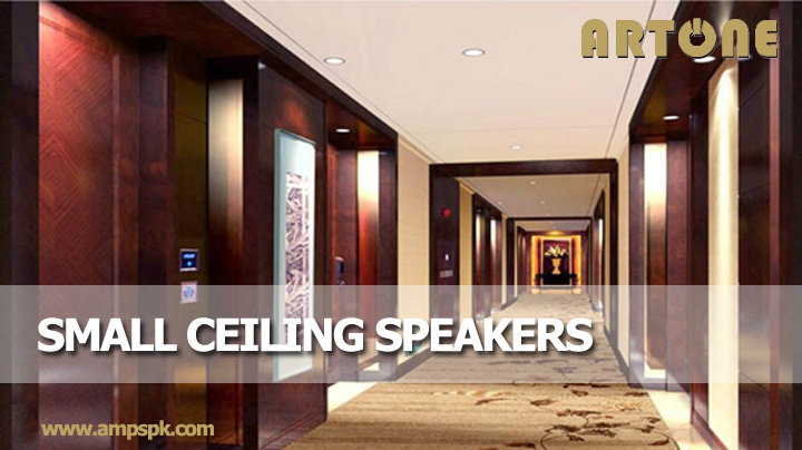 Top 5 Small Ceiling Speakers Review And